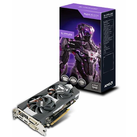 Carte graphique Sapphire Radeon R9 270X Dual X OC - 4 Go