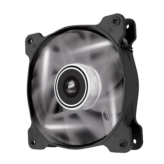 Ventilateur Boîtier Corsair AF120 LED Blanc Quiet Edition