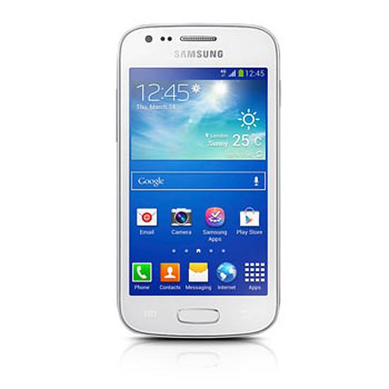 Smartphone et téléphone mobile Samsung Galaxy Ace 3 (blanc)