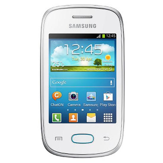 Smartphone et téléphone mobile Samsung Galaxy Pocket Neo (blanc)
