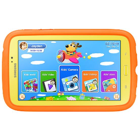 "Tablette Samsung Galaxy Tab 3 7"" Kids"