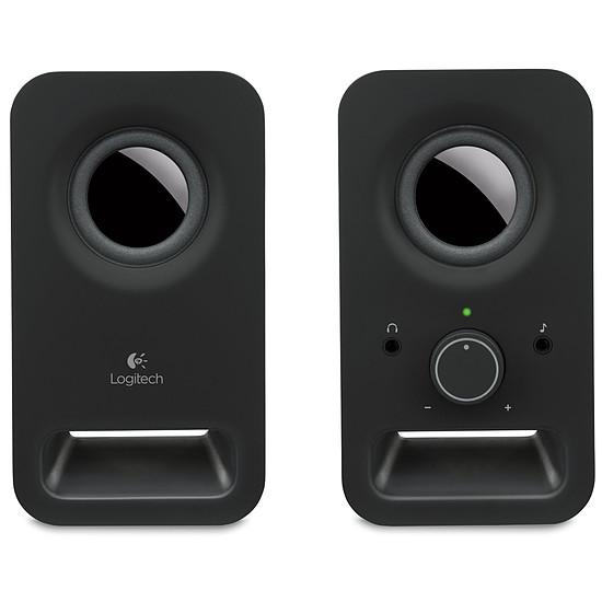 Enceintes PC Logitech Z150 - Autre vue