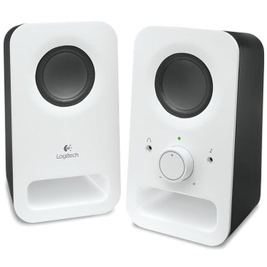 Enceintes PC LogitechZ150 - Blanc