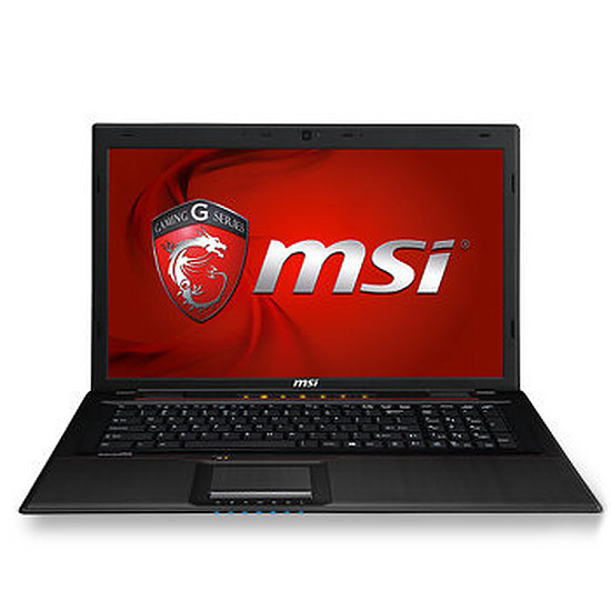 PC portable MSI GP70 2OD-095XFR - Sans OS