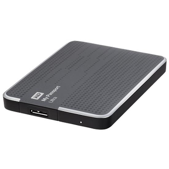 Disque dur externe Western Digital (WD) My Passport Ultra USB 3.0 - 2 To (Titanium)
