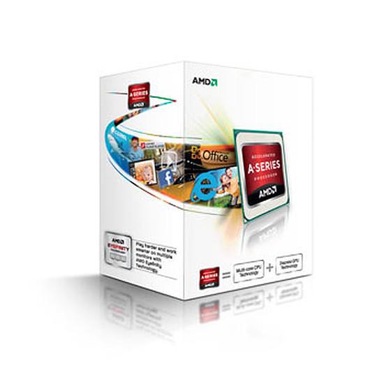 Processeur AMD A4-6300