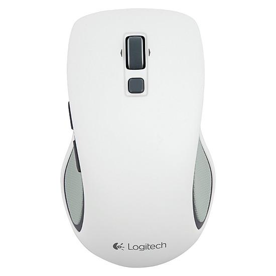 Souris PC Logitech M560 - Blanc