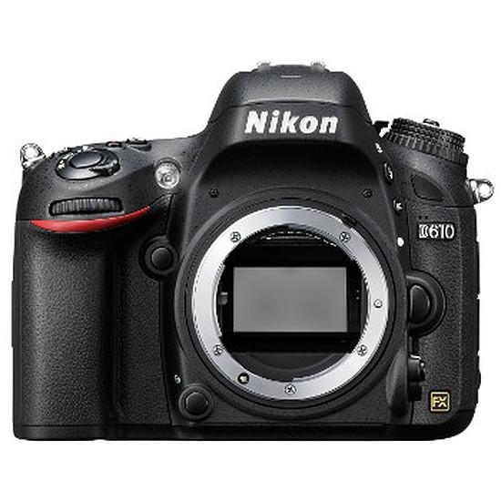 Appareil photo Reflex Nikon D610 (Boitier nu)