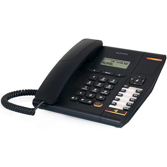 Téléphone fixe filaire Alcatel Temporis 580 (noir)