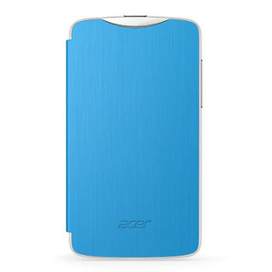 Coque et housse Acer Etui à rabat (bleu) - Acer Liquid Z3