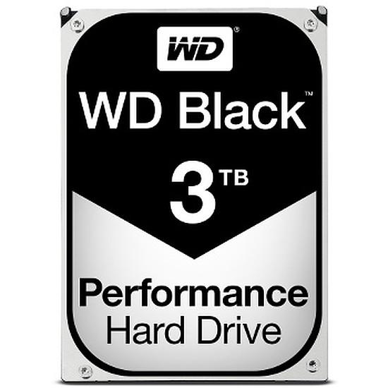 "Disque dur interne Western Digital (WD) Black 3,5"" - 3 To"
