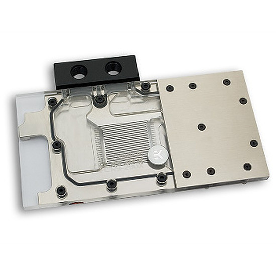 Watercooling EK Water Blocks EK-FC R9-290X - Nickel