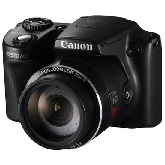 Appareil photo compact ou bridge Canon PowerShot SX510 HS