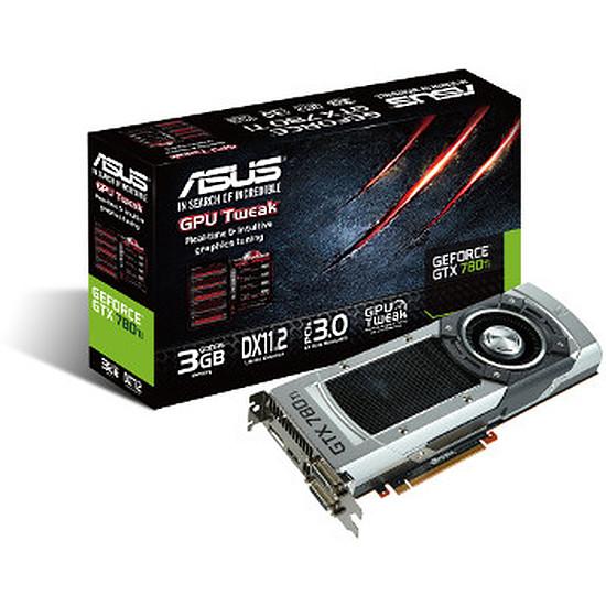 Carte graphique Asus GeForce GTX 780 Ti - 3 Go
