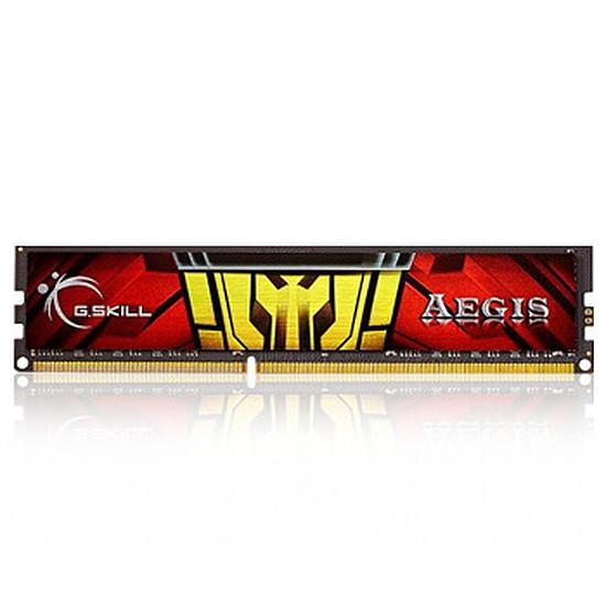 Mémoire G.Skill Aegis DDR3 4 Go 1333 MHz CAS 9