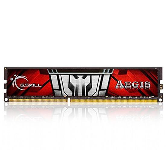 Mémoire G.Skill Aegis DDR3 4 Go 1600 MHz CAS 11