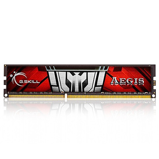 Mémoire G.Skill Aegis DDR3 8 Go 1600 MHz CAS 11