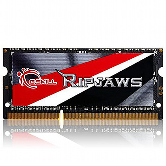 Mémoire G.Skill SO-DIMM DDR3 4 Go 1600 MHz Ripjaws CAS 9