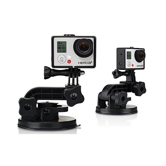 Accessoires caméra sport GoPro Fixation ventouse