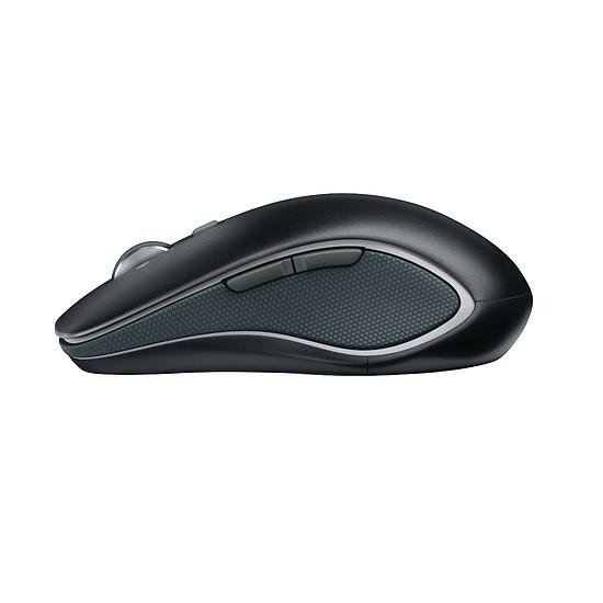 Souris PC Logitech M560 - Noir - Autre vue