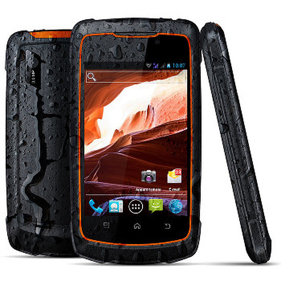 Smartphone et téléphone mobile Crosscall Wild
