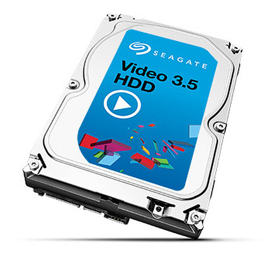 """Disque dur interne Seagate Video HDD 3,5"""" - 4 To"""