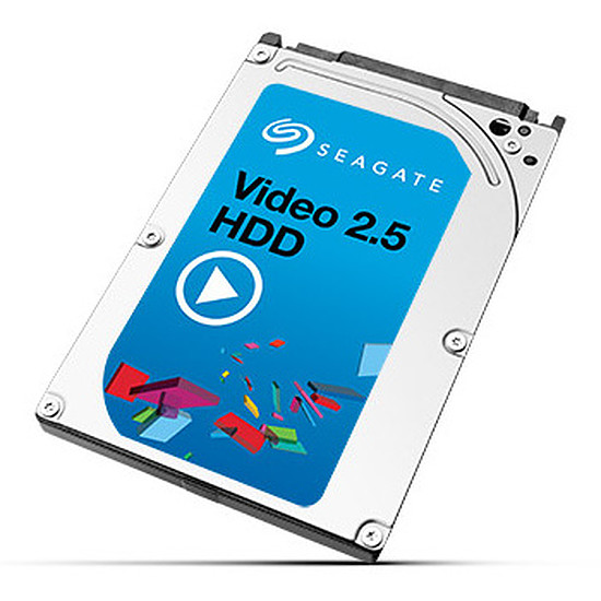"Disque dur interne Seagate Video HDD 2.5"" - 500 Go"