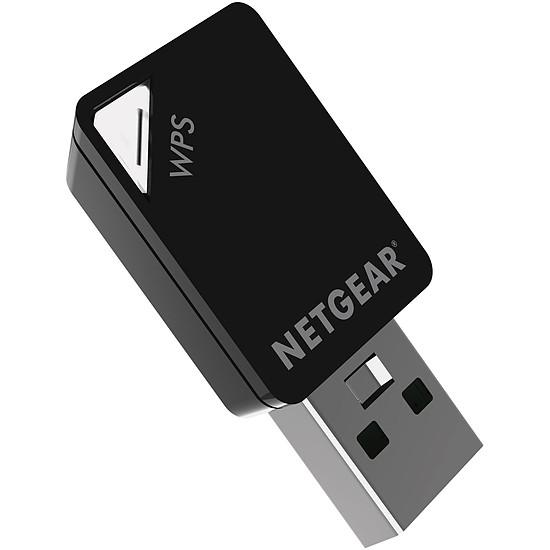 Carte réseau Netgear Clé USB Wifi AC A6100 - Double Bande