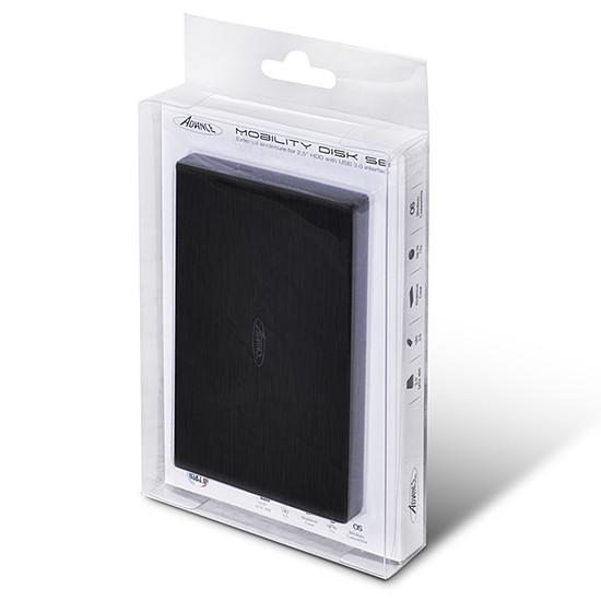 Boîtier pour disque dur Advance Mobility Disk S8 BX-208U3 - Autre vue