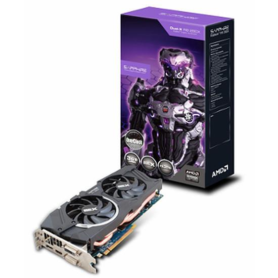 Carte graphique Sapphire Radeon R9 280X Dual X OC (UEFI) - 3 Go