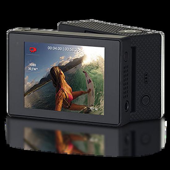 Caméra sport GoPro Ecran LCD Touch BacPac HERO3+