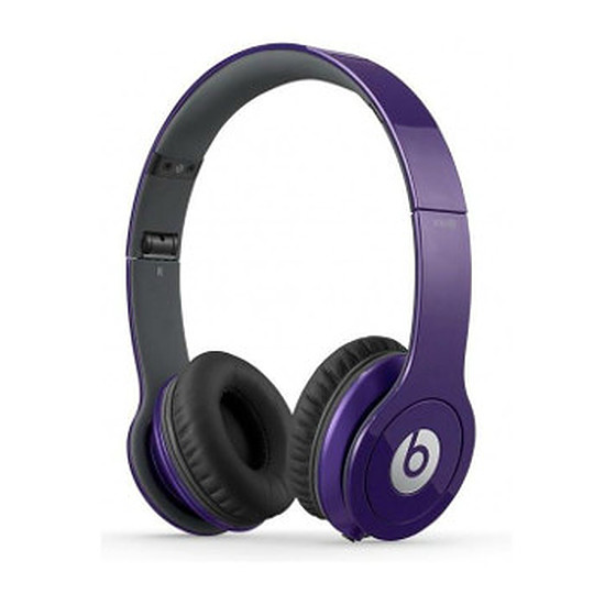 Casque Audio Beats Solo HD - Violet