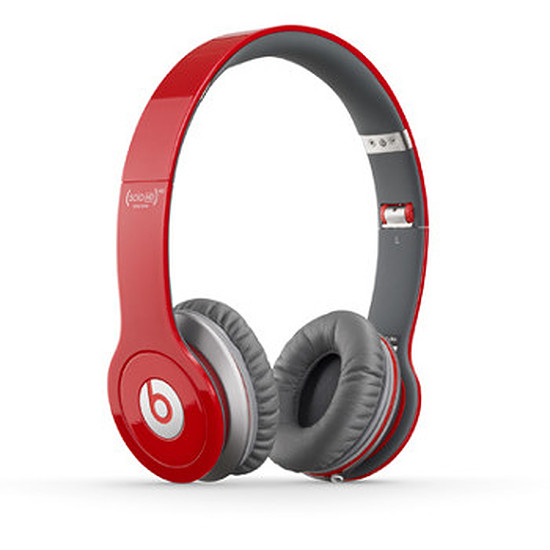 Casque Audio Beats Solo HD RED Edition