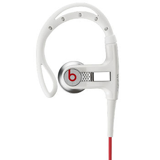 Casque Audio Beats Powerbeats (blanc)