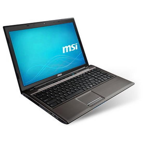 PC portable MSI CR61 2M-287XFR - Celeron - 500 Go - Sans OS