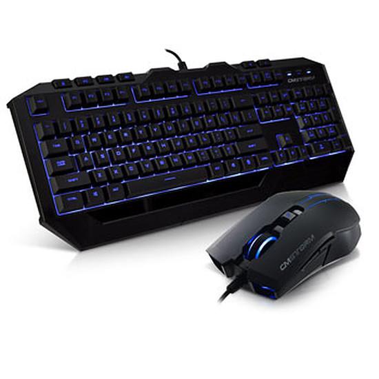 Pack clavier-souris Gaming Cooler Master CM Storm Devastator