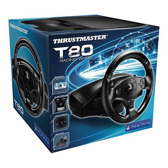 Simulation automobile Thrustmaster T80 - Autre vue