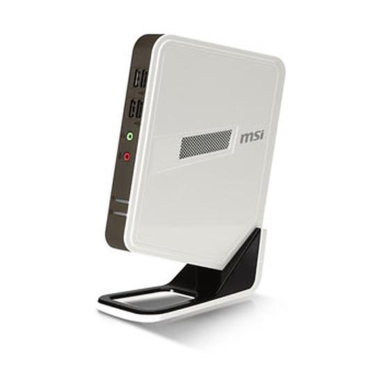 PC de bureau MSI Wind Box DC111-026EU (Celeron, 4 Go, Windows 8)