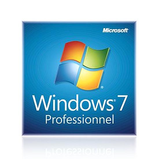 Windows Microsoft Windows 7 Professionnel 64 bits SP1 (oem)
