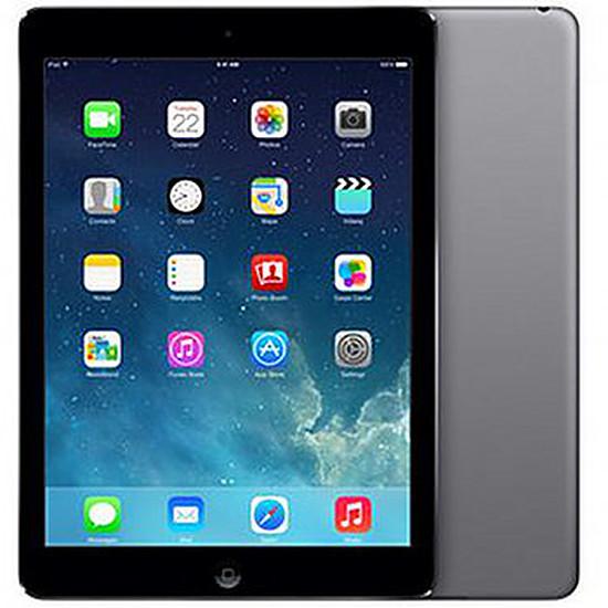 Tablette Apple iPad Air - Wi-Fi - 16Go (Gris sidéral)