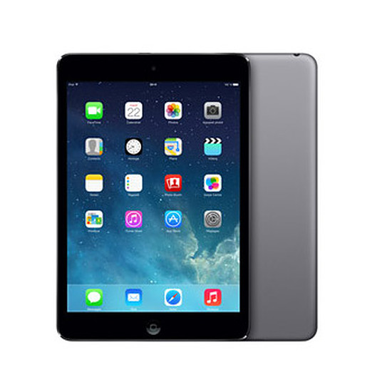 Tablette Apple iPad Mini Retina - Wi-Fi - 16Go (Gris sidéral)