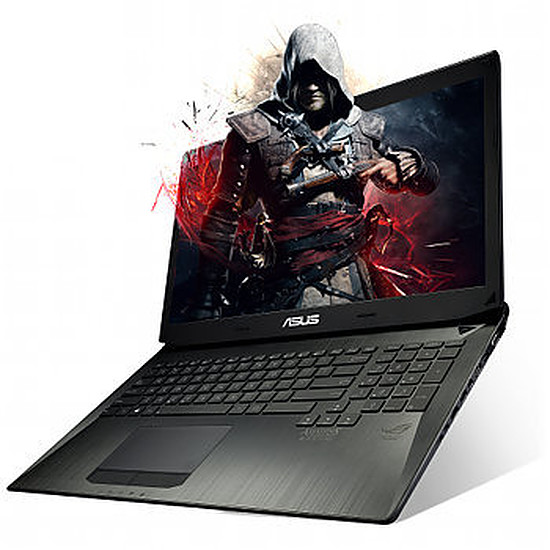 PC portable Asus ROG G750JX-T4279H - GTX 770M - 16Go - AC 4