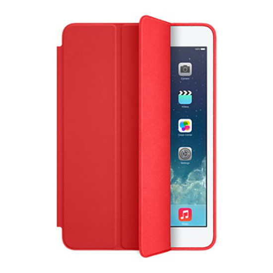 Accessoires tablette tactile Apple Etui iPad mini Smart Case Rouge