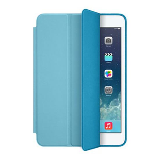 Accessoires tablette tactile Apple Etui iPad mini Smart Case Bleu