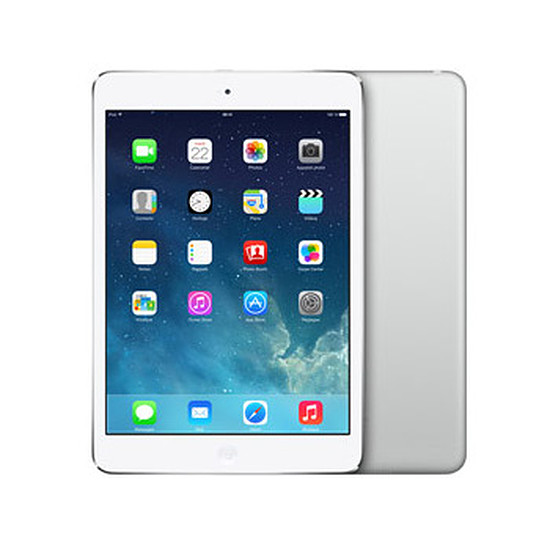 Tablette Apple iPad Mini Retina - Wi-Fi - 16Go (Argent)