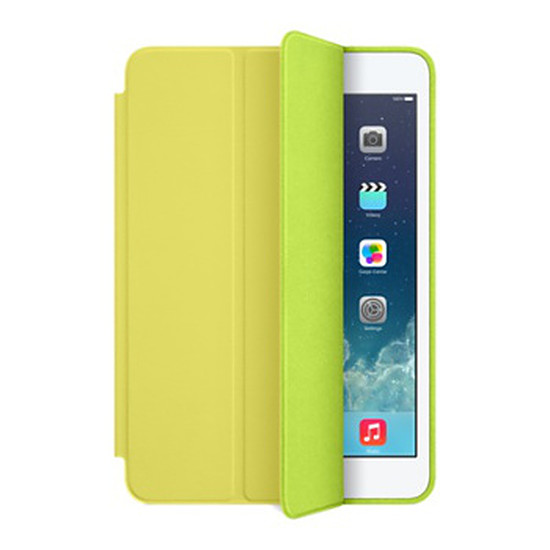 Accessoires tablette tactile Apple iPad mini Smart Case Jaune