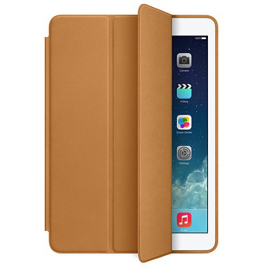 Accessoires tablette tactile Apple Etui iPad Air Smart Case Marron
