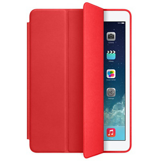 Accessoires tablette tactile Apple Etui iPad Air Smart Case Rouge