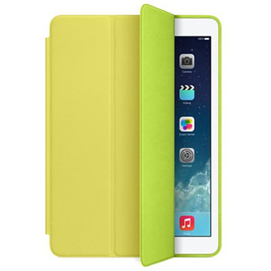 Accessoires tablette tactile Apple Etui iPad Air Smart Case Jaune