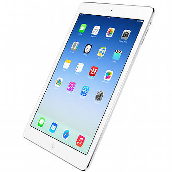 Tablette Apple iPad Air - Wi-Fi + Cellular - 64Go (Argent)